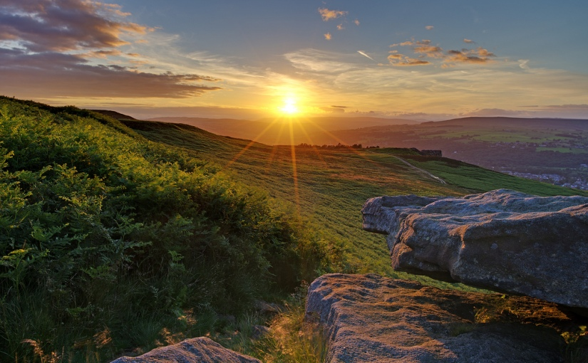 The Sun risesagain
